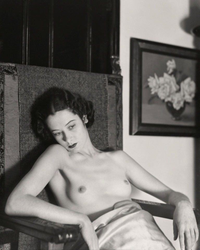 Emil Otto Hoppé. Beatrice Appleyard 1934 Via eohoppe.com