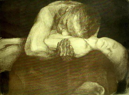 Käthe Kollwitz. Pieta