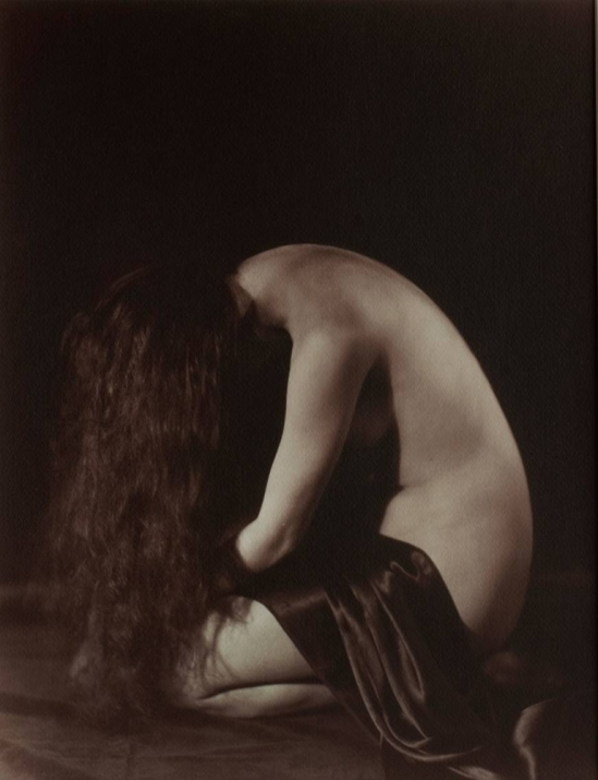 Orval Hixon. Vanda Hoff 1920 Via artnet
