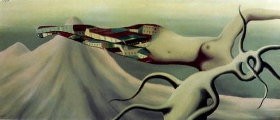 René Magritte. Les grands voyages 1926