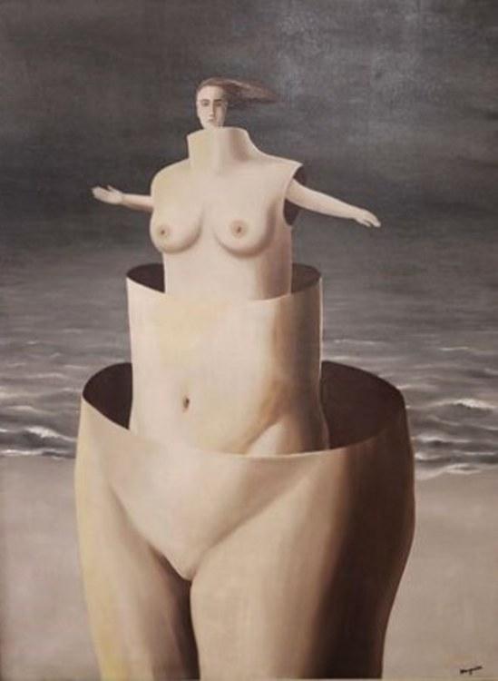 René Magritte. L'importance des merveilles 1927