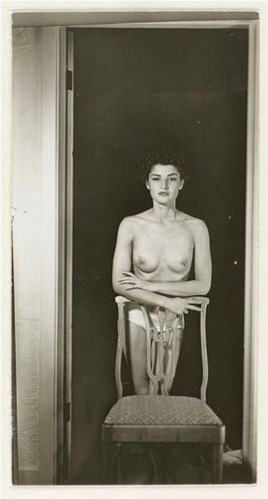 Man Ray. Juliet buste nu vers 1945 ®Man Ray Trust, Adagp, Paris