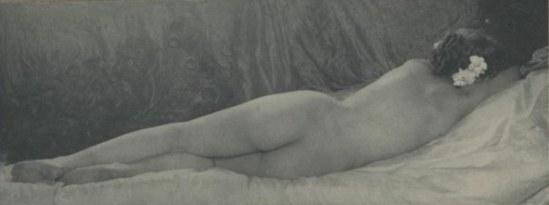 W. W. Renwick. Nude 1907. Via RMM