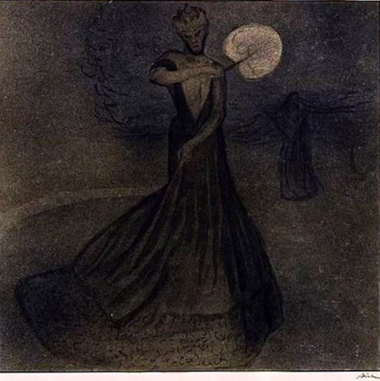 Alfred Kubin. The prince of Siam 1904