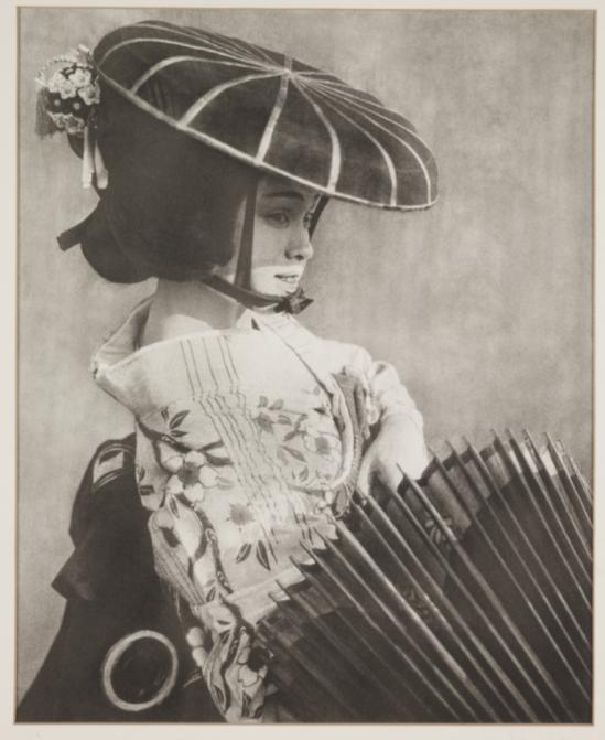 Arthur F. Kales. Bonto Mitsuye 1925. Via nationalmediamuseum