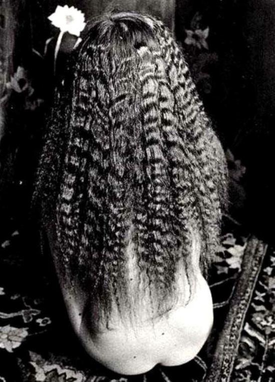 Édouard Boubat. Vues de dos  1981. Via babelio