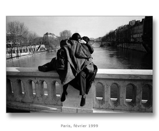 Edouard Boubat. Paris 1999. Via agathegaillard