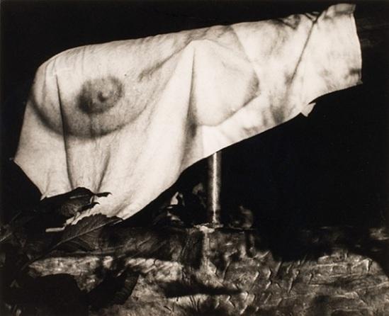 Eva Fukova. Mystery of night 1963. Via pargueauction