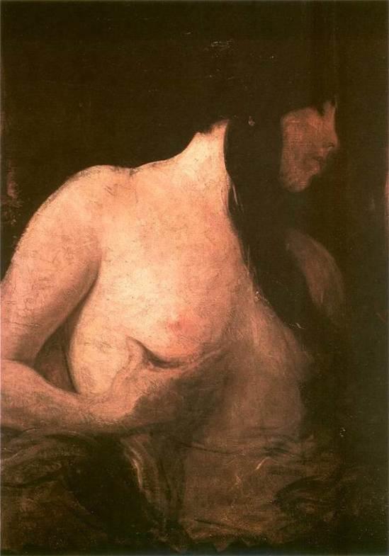 Franciszek Żmurko. Czarne warkocze 1907