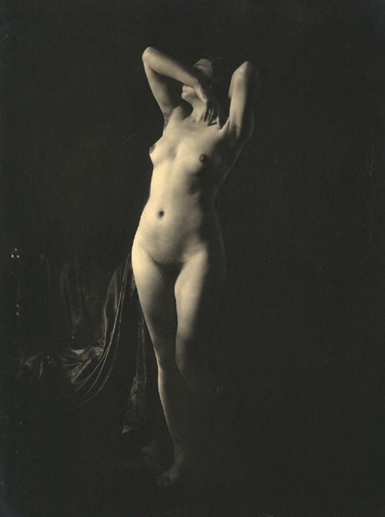 Franz Grainer. Female nude 1925. Via liveauctioneers