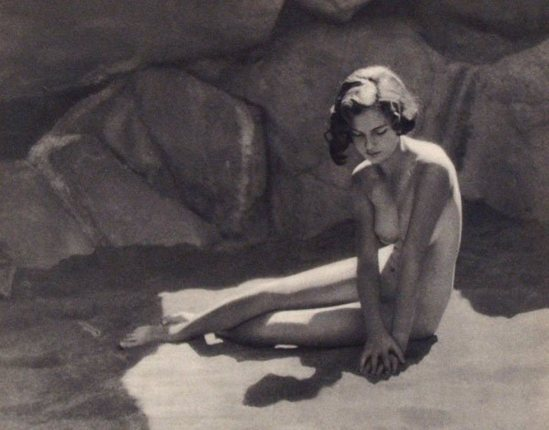 Hanna Forman . Canyon Sand 1933. Via liveauctioneers