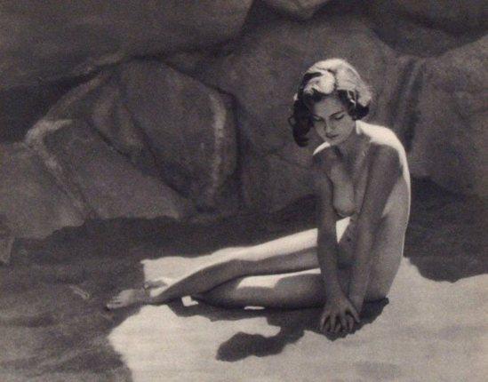 Hanna Forman . Canyon Sand 1933. Via liveauctioneers