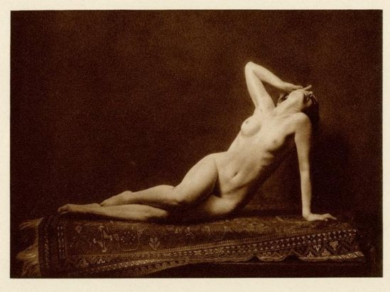 Henry B. Goodwin. Estonian Nude 1920. Via liveauctioneers
