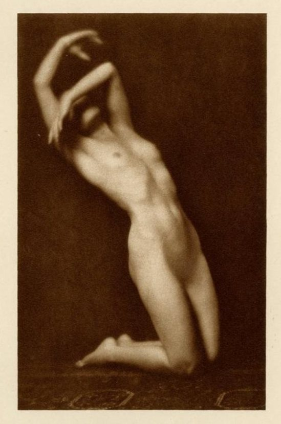 Henry B. Goodwin2. Estonian Nude 1920. Via liveauctioneers