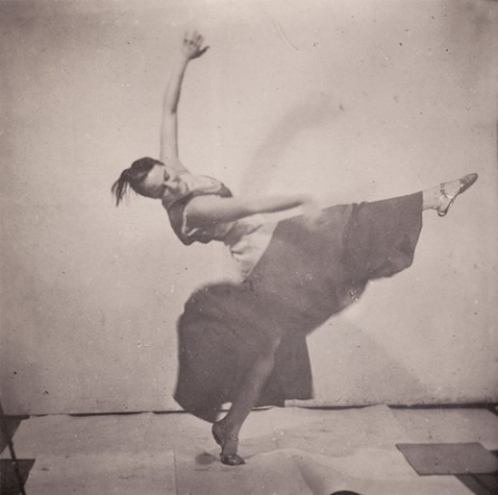 Josef Sudek. Danseuse 1934. Via prague auction