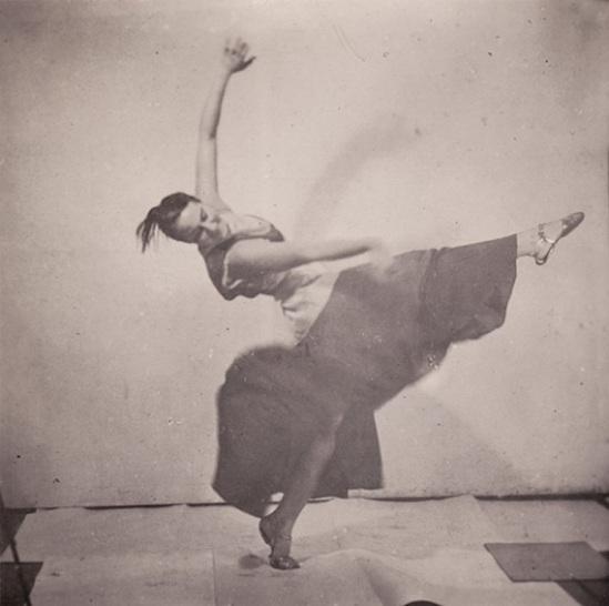 Josef Sudek. Danseuse 1934. Via prague auction