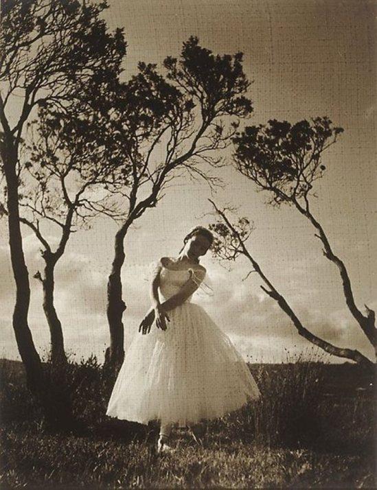 Laurence Le Guay. Sylphides  1940. Via nsw.