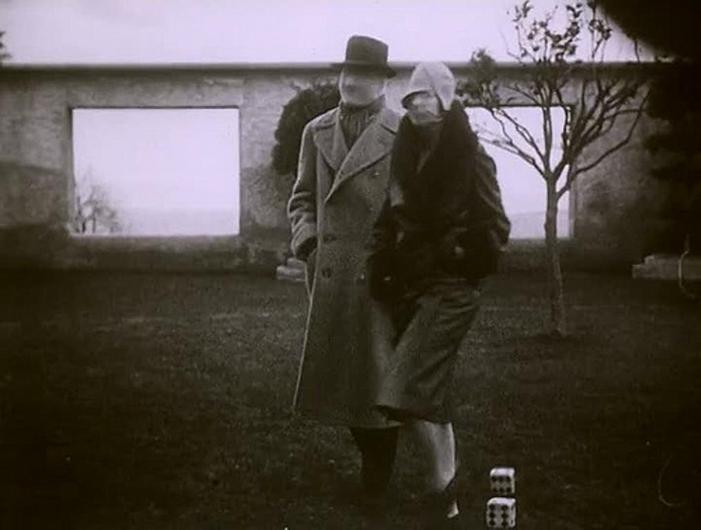 Les Mystères du Château du Dé, tourné par Man Ray en 1929