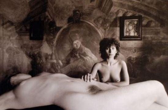 Lucien Clergue. Venetian portfolio, Venise 1983. Via baudoin-lebon