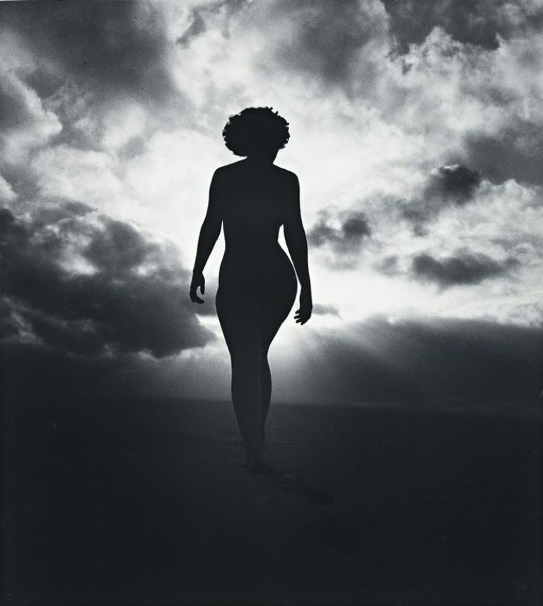 Max Dupain. Nude in sunlight 1937. Via mutualart