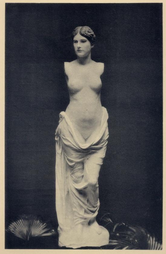 Max Klinger. Amphitrite 1898. Via ebay