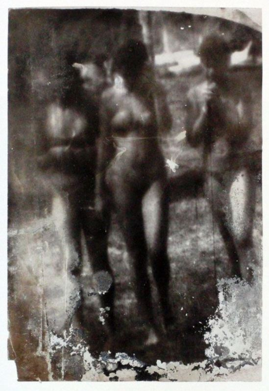 Miroslav Tichý. Via Kroutchev Planet Photo