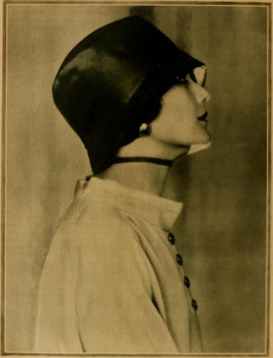 Portrait de l'actrice Jetta Goudal (1891-1985)