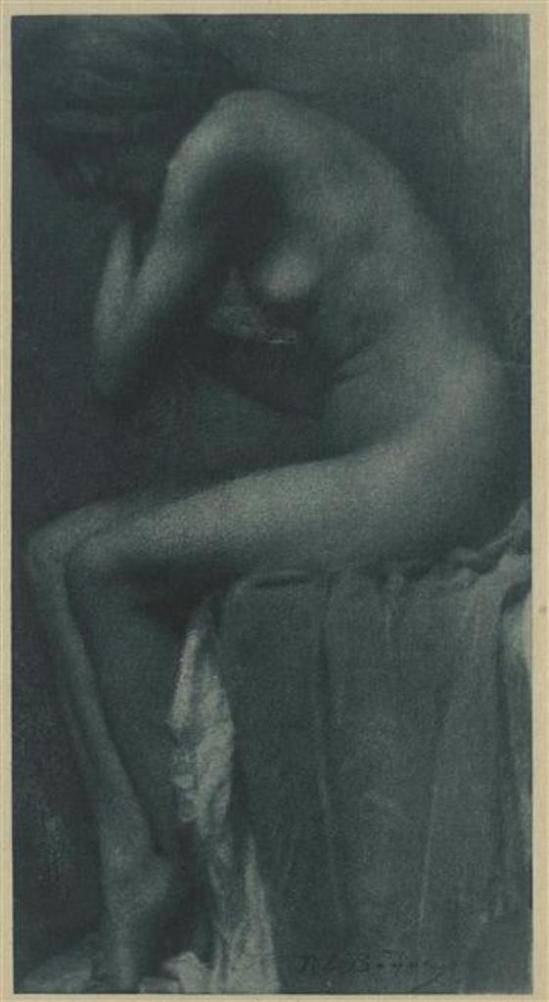 René Le Bègue. Etude 1906. Via RMN