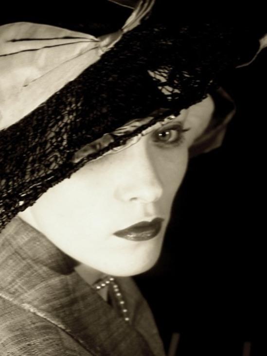 The writer Isak Dinesen (Karen von Blixen-Finecke) 1920s
