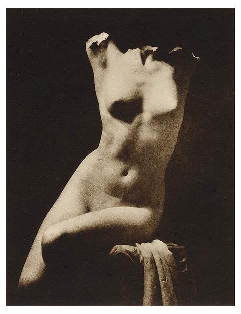 William Mortensen. Fragment 1928 from untitled portfolio of 1934