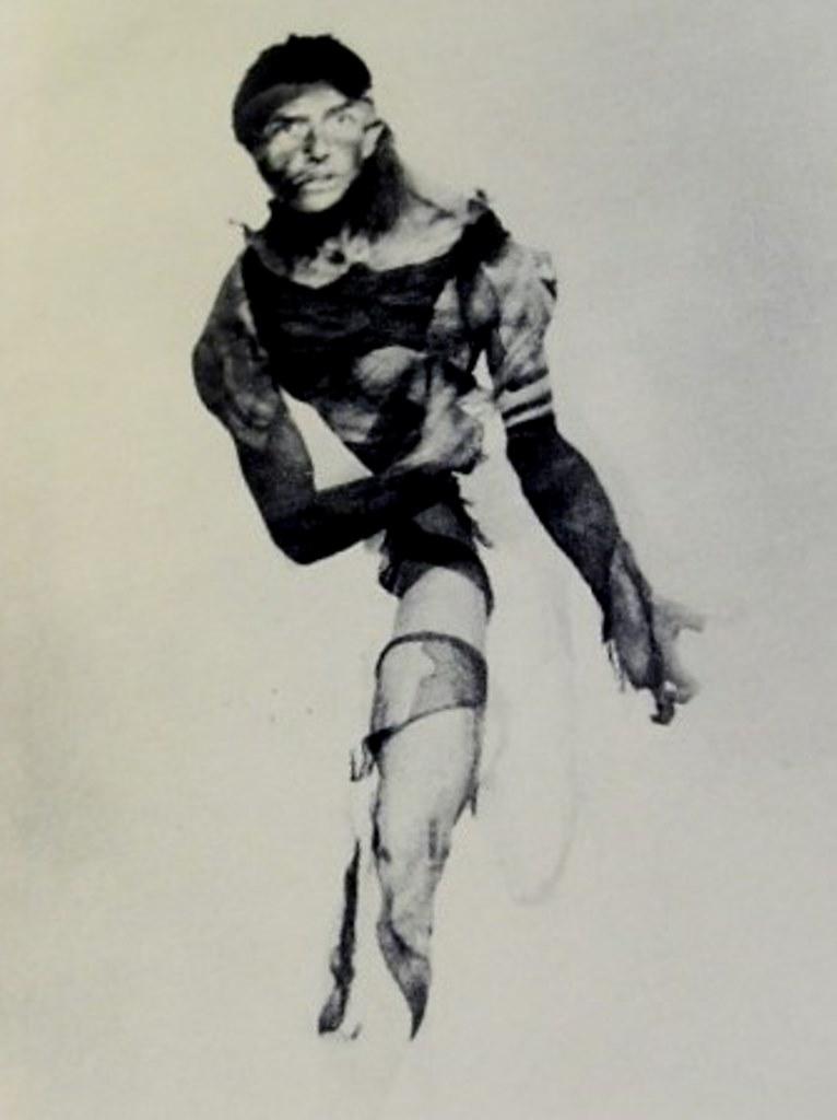 William Mortensen. Shrapnel 1928. Montage. Via cuatrocuerpos