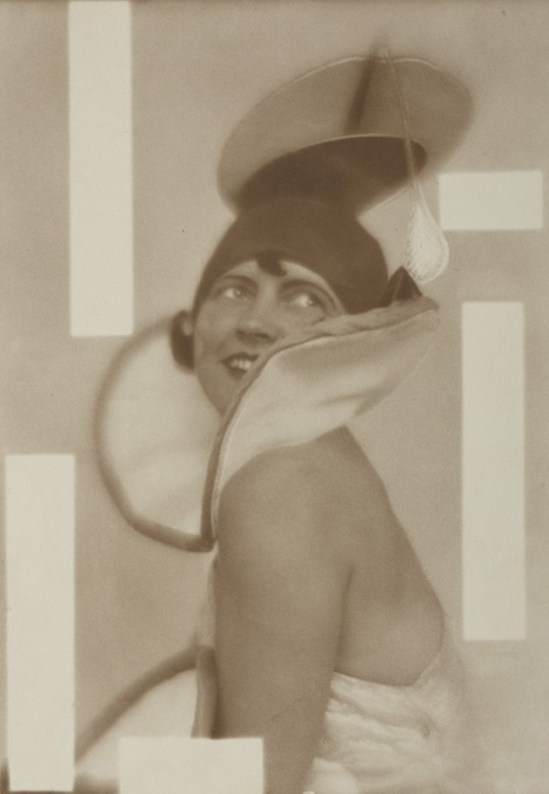 Anton Josef Trcka. The dancer Bertl Komauer 1930. Via liveauctioneers