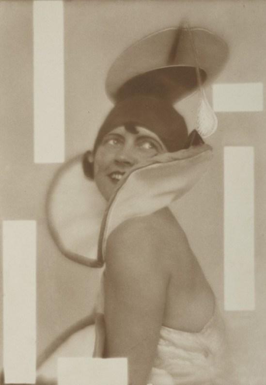 Anton Josef Trcka. The dancer Bertl Komauer 1930. Via liveauctioneers