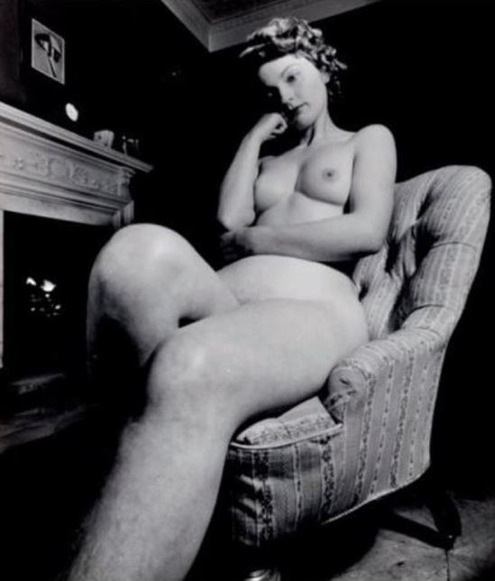 Bill Brandt. Nu féminin 1950. Via pba auction