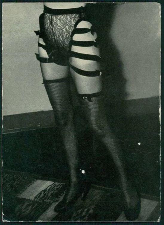 Brassaï. Publicité pour Diana Slip 1930s. Via lustdoctor