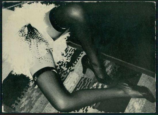 Brassaï. Publicité pour Diana Slip lingerie 1930. Via ebay