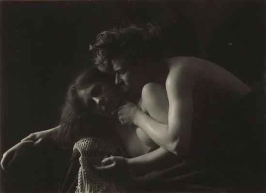 © Hereus de Joan Vilatobà. Sense títol, circa 1904-1905 . Via loeildelaphotographie