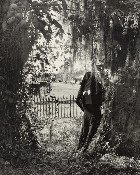 Clarence John Laughlin. Dream of a pneumatic 1947. Via thesip.org
