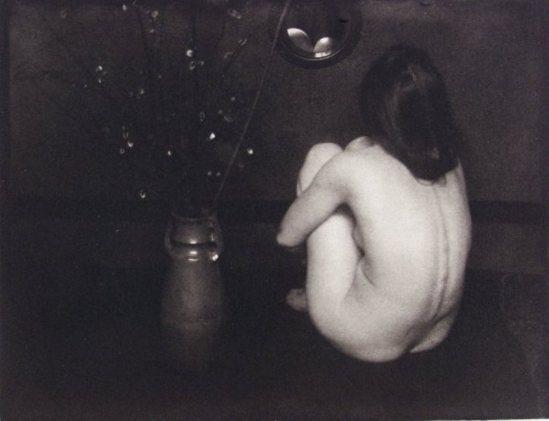 Edward Steichen. Photogravure 1902. Via liveauctioneers