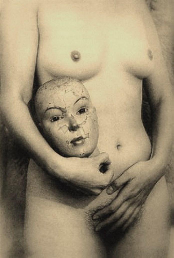 Emiel van Moerkerken. Het manmeisje 1984. Via arnet