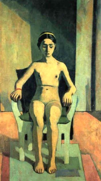 Felice Casaroti. Clelia 1937