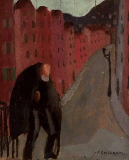 Felice Casaroti. Il Vecchio 1923