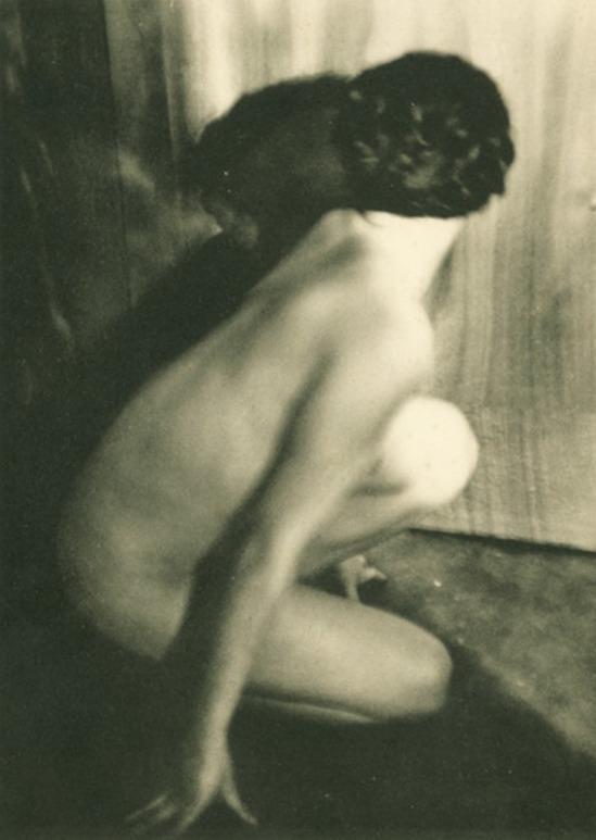 Germaine Krull. Etude de nu 1930. Via artizar