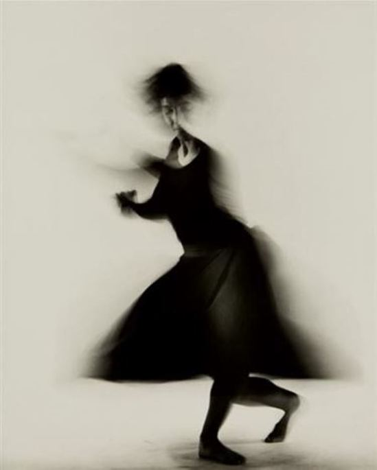 James Hamilton Brown. Dancer Thelma Lesser. Via artnet