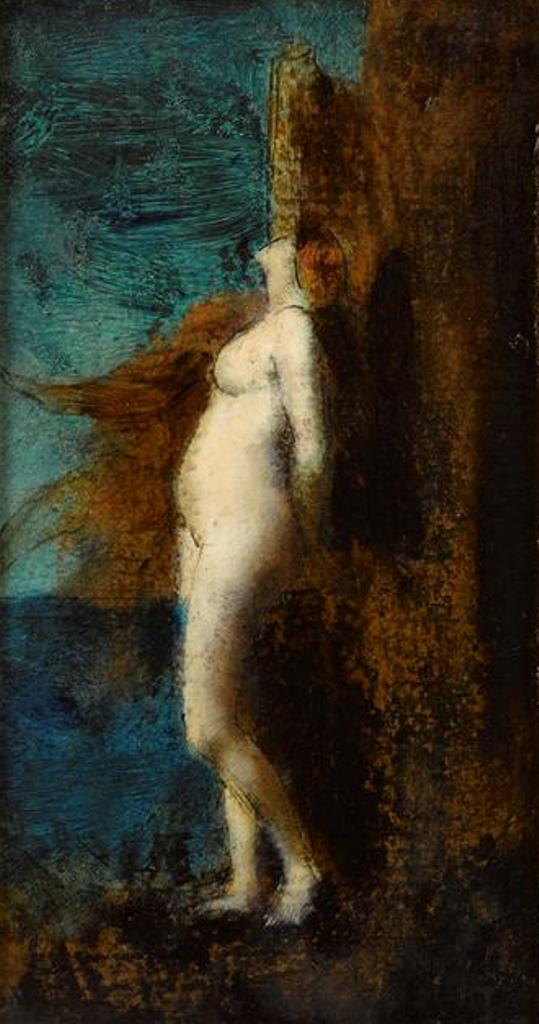 Jean-Jacques Henner. Andromède vers 1880