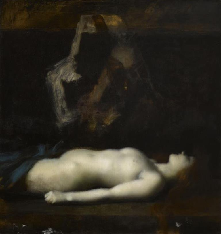 Jean-Jacques Henner. Atala