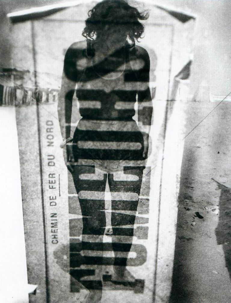 Jean Moral. Chemin de fer du Nord 1927