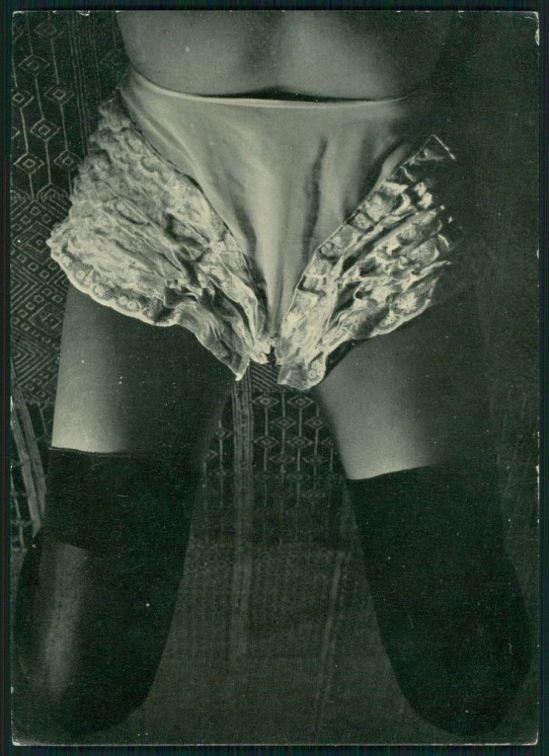 Jean Moral. Publicité pour Diana Slip 1930. Via ebay