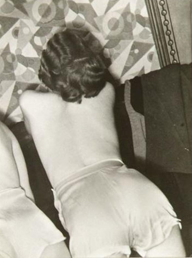 Jean Moral. Publicité pour Diana Slip 1932. Via artnet