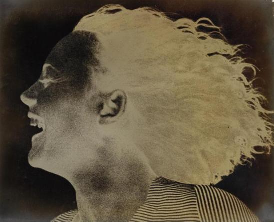 Jean Moral. Sans titre 1927. Solarisation. Via rmn